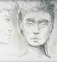 Malen Zeichnen Lernen Zeichnen Und Skizzieren Lernen Das Gesicht