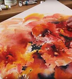 Malenzeichnen Lernen Malen Lernen Aquarellmalerei Aquarell Auf
