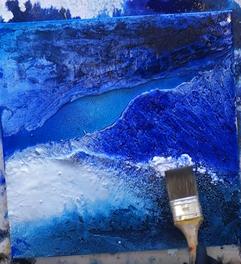 Malen Zeichnen Lernen Malen Lernen Acrylmalerei Abstraktes