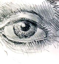 Malen Zeichnen Lernen Zeichnen Und Skizzieren Lernen Auge