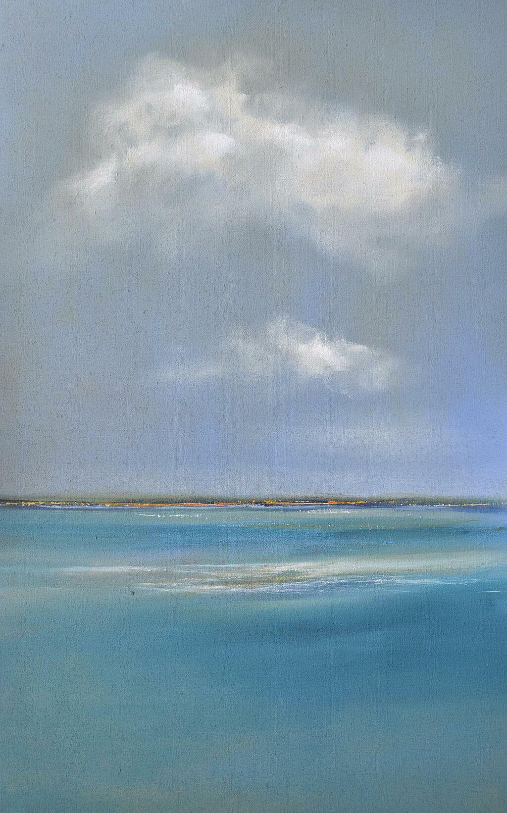 Malen/Zeichnen lernen » Malen lernen: Acrylmalerei » Wolken malen ...