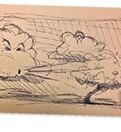 Malen Zeichnen Lernen Das Gefallt Uns Clever Dem Wind Trotzen