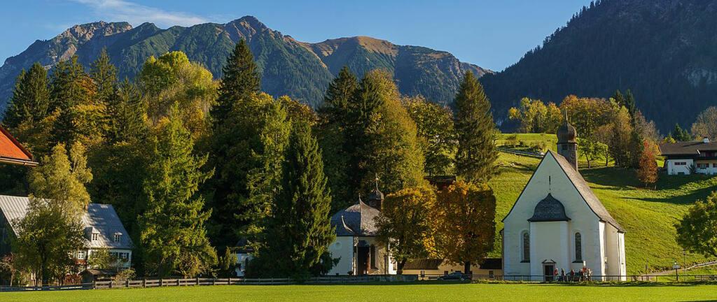 Oberstdorf Malkurse Und Fotokurse Wo Andere Urlaub Machen