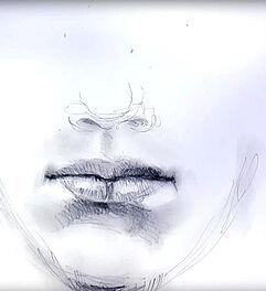 Malen Zeichnen Lernen Zeichnen Und Skizzieren Lernen Der Mund