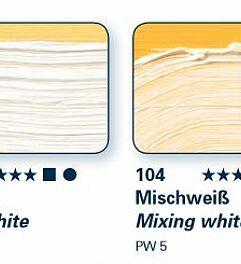 Weißtöne malen zeichnen lernen malen lernen materialkunde vier weißtöne