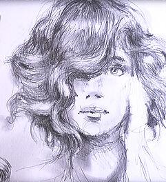 Frisur Zeichnen Mann