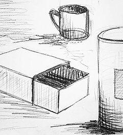 malen zeichnen lernen zeichnen und skizzieren lernen motivwahl f r neulinge sebastian gothe. Black Bedroom Furniture Sets. Home Design Ideas