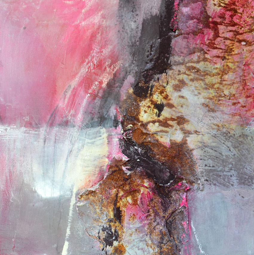 Malen zeichnen lernen malen lernen acrylmalerei - Collagen selber machen ...